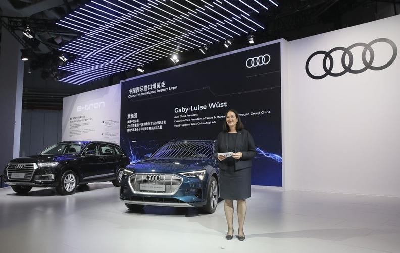 Gaby-Luise Wüst, Audi China President.jpg