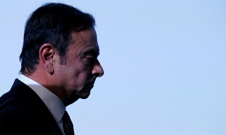 Gone Ghosn: Embattled Renault boss steps down from French automaker