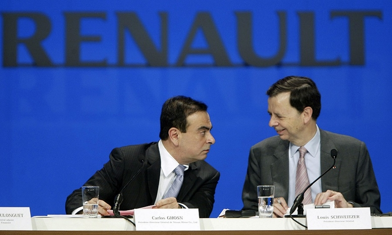 Renault names new leaders to replace Ghosn