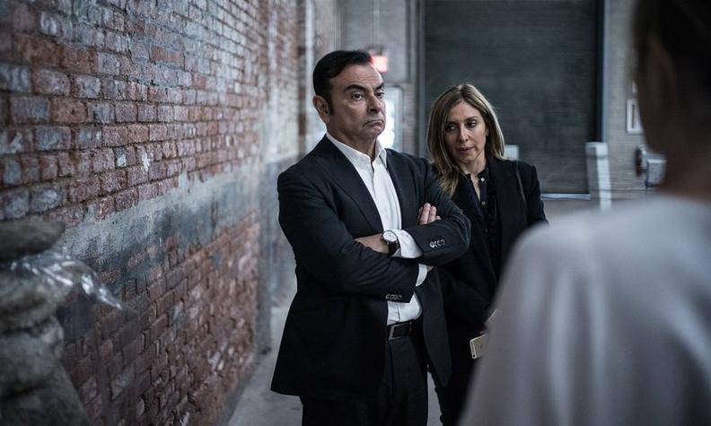 Ghosn with wife Carole BB web.jpg