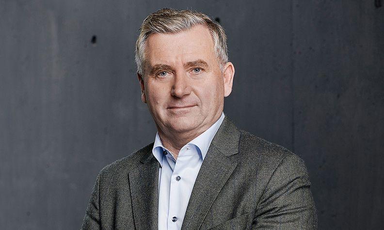 Magna Europe President Günther Apfalter