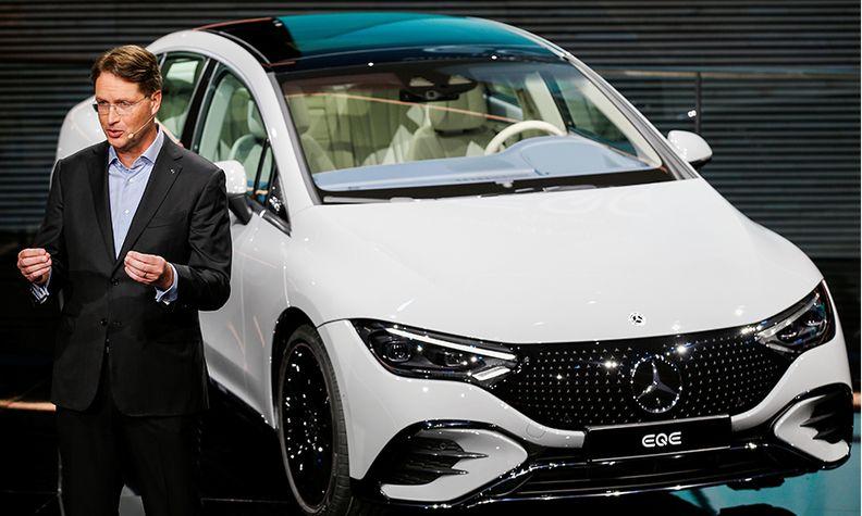 Daimler Kallenius
