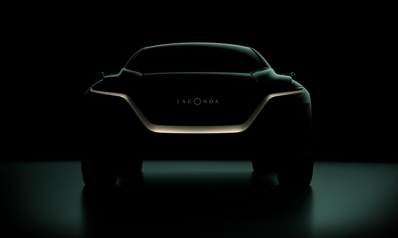 Lagonda All-Terrain Concept Is Aston Martin's First Electric SUV