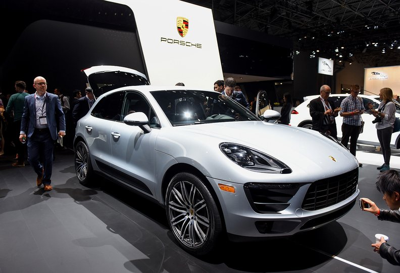 Porsche's Top-Selling Macan SUV Switching to Electric