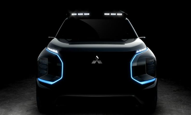Mitsubishi Engelberg concept teased