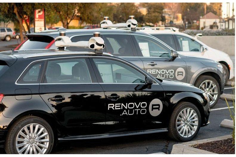 Toyota buys renovo
