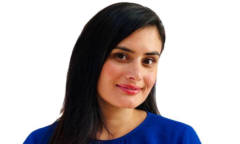 BlueSnap Managing Director for Europe Nikhita Hyett