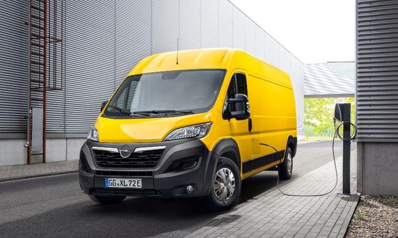 Opel e-Movano 2021