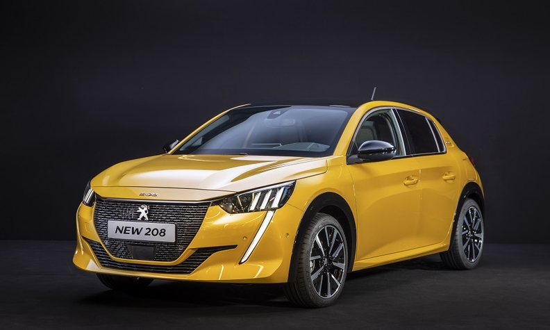Peugeot 208 To Electrify Europe's Small-car Market