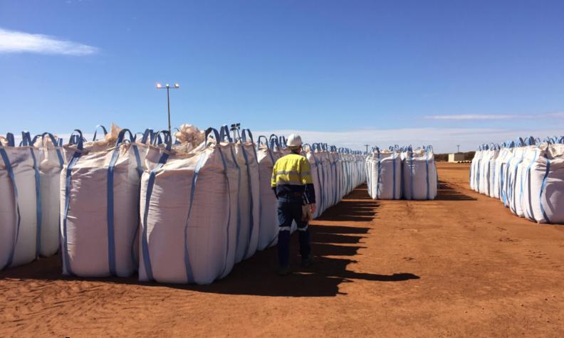 Rare earth mining Australia 2021