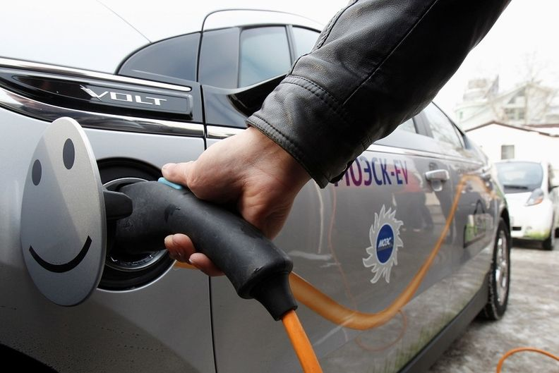 Russia electric cars