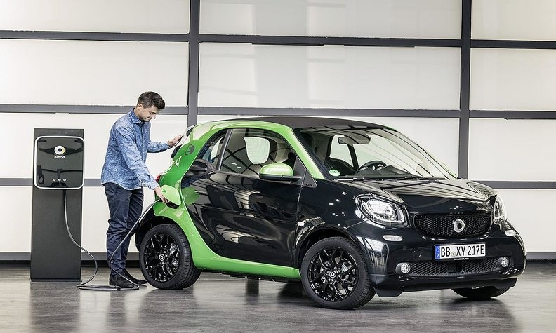 The Smart Car Is Officially Dead in the U.S.