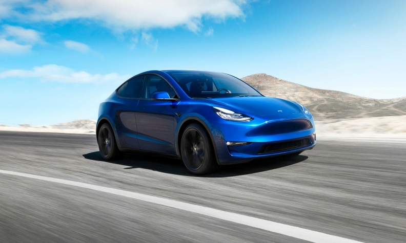Elon Musk reveals Tesla Model Y crossover; to start at US$39000