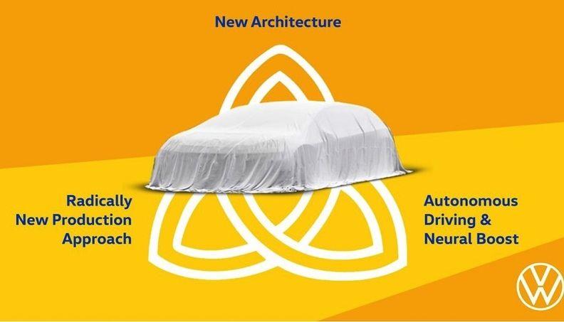 VW Trinity concept