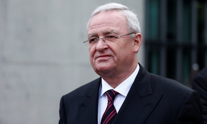 Former Volkswagen CEO Martin Winterkorn charged with fraud in Germany