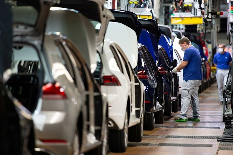 VW Wolfsburg post covid