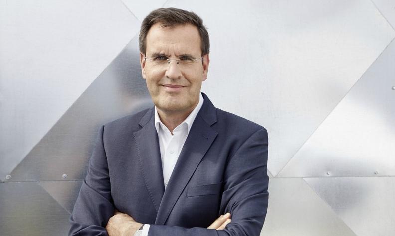 Vitesco CEO Andreas Wolf