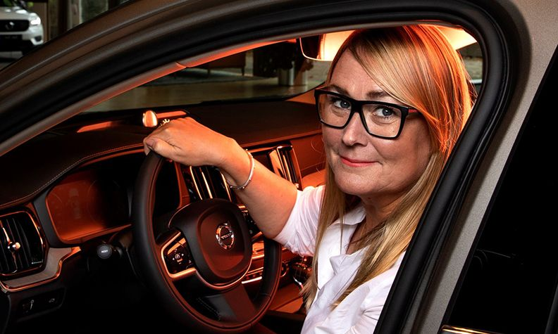 Volvo Executive Management head of Corporate Functions Hanna Fager