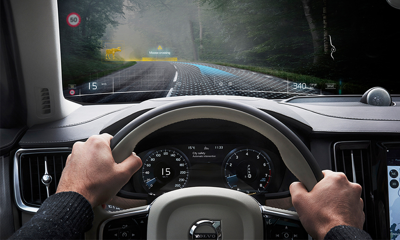 Volvo Cars and Varjo launch world-first mixed reality application