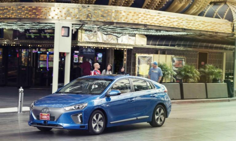 Hyundai's self-driving Ioniq calmed my safety fears