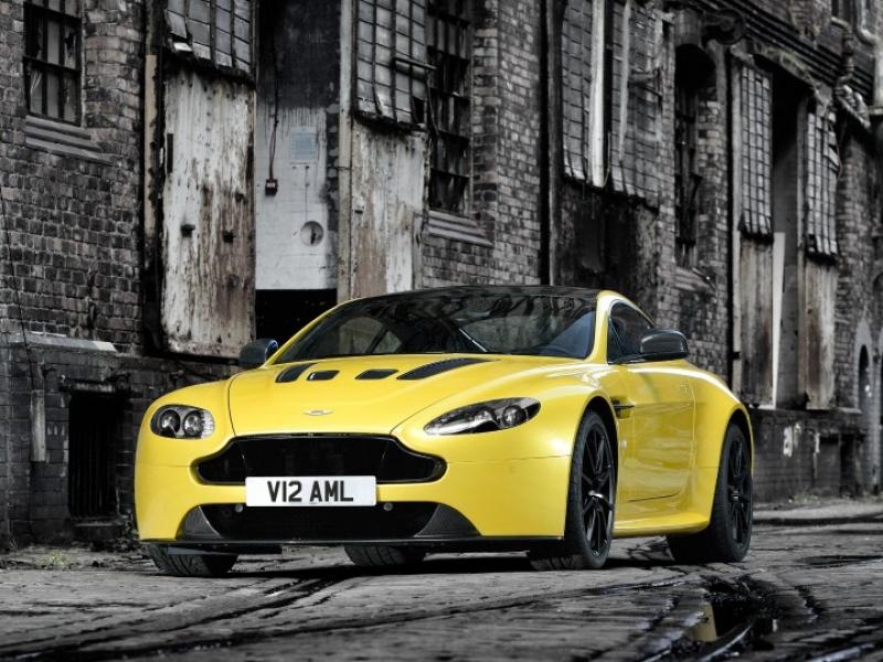 VW Settlement Canada >> Aston Martin recalls Vantage cars over transmission ...